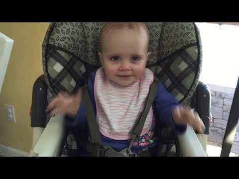 Playing peekaboo [VIDEO]
