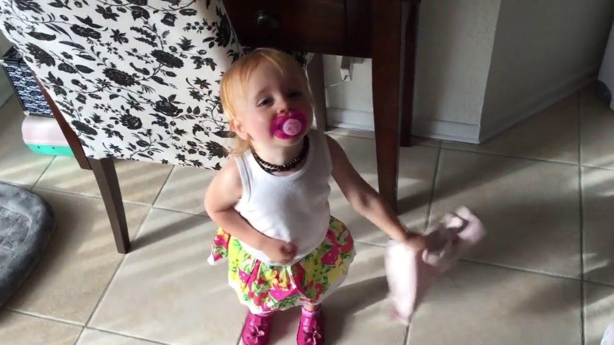 Brainwashing status: complete [VIDEO]