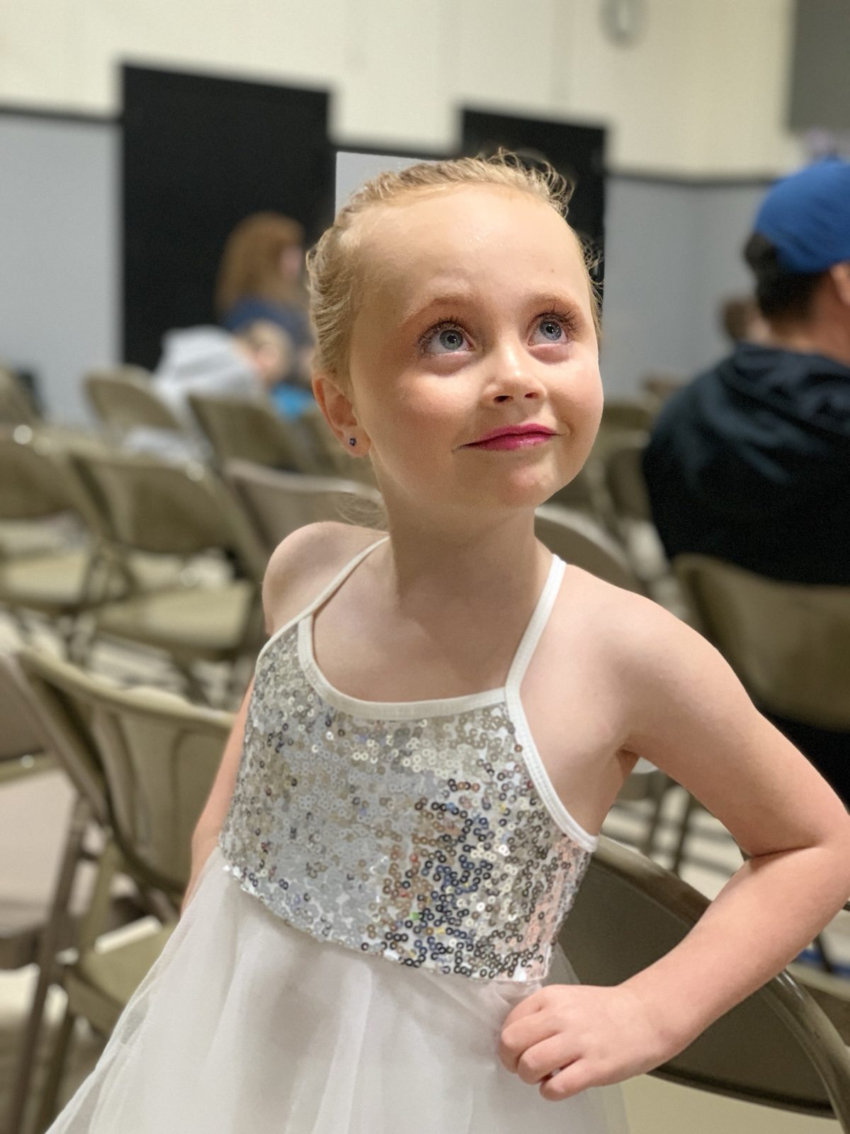 Ellie's ballet recital [VIDEO]